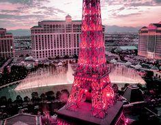 pink everything...