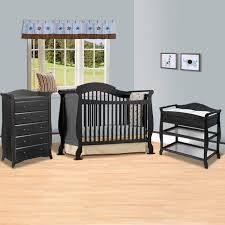 Belize Black Nursery Furniture Set Homescornercom Elegant And