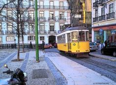 Next stop: Inspiring Lisbon / Bairro Alto- Portugal