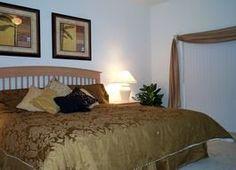 Nice master bedroom look