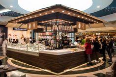 Bar Gelateria Norcineria Iper Rossini by AFA Arredamenti, Pesaro – Italy » Retail Design Blog