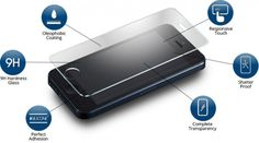 Tempered glass for iphone 6, 6S Screen Protector
