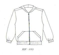 Moldes para confecção de roupas - Roupa / Acessórios - Santo André