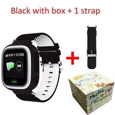 8a19a7a7c475e Child GPS Wifi Location Smart Watch - Touch Screen Device Tracker for Kids  Gps Tracking Device
