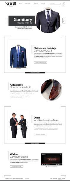 Strona internetowa - noor.pl
