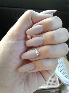 Namikolove classy nails, fancy nails, pretty nails, nude nails, sexy na Sexy Nails, Classy Nails, Prom Nails, Fancy Nails, Nude Nails, Matte Nails, Wedding Nails, Coffin Nails, Acrylic Nails