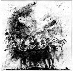 Alberto Breccia-The Dunwich Horror