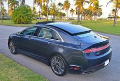 Picture 13 - Review: 2013 Lincoln MKZ EcoBoost AWD