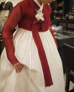 Korean Traditional, Traditional Dresses, Hanbok Wedding, Modern Hanbok, Culture Clothing, Korean Dress, Asian Beauty, Dress Outfits, Ethnic