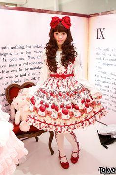 Maison de Julietta Harajuku Lolita Salon (25)