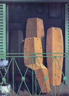 1950 Manet's Balcony