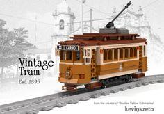 LEGO Ideas Vintage Tram