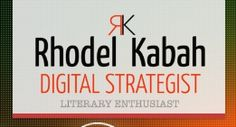 Digital strategy and planning http://rhodel.com/