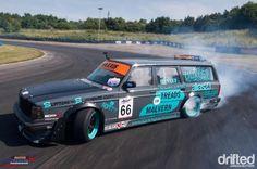 Volvo 240 Drift Wagon