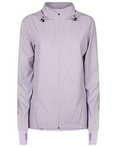 Fast Track Jacket - Iris | jackets | Sweaty Betty