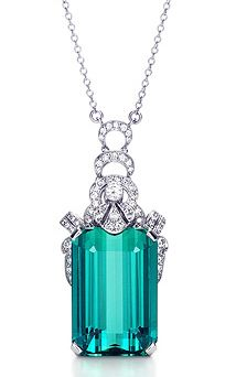 Tiffany Art Deco   You would have to pry this off my neck.......