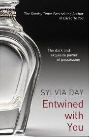 """""""Entwined in you"""" Official cover.....book 3 in the Crossfire series of books. Gideon and Eva"""