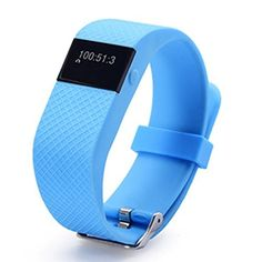 TW64S Waterproof Fitness Tracker Heart Rate monitor Smart band Smart Bracelet Bluetooth4.0 Wristband Watch for ios android phone   Perfect Smartphone Companion Heart Rate Monitor: The custom heart rate sensor in TW64 smart watch can help gauge your intensity during workouts to impro