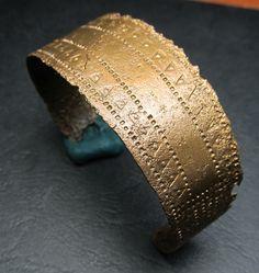 Ancient Bronze Viking Bracelet 21 Сleared   eBay