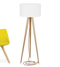 Hey, I found this really awesome Etsy listing at https://www.etsy.com/listing/555432431/floor-lamp-wooden-tripod-scandinavian