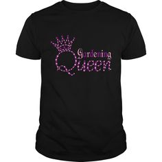 I am Gardening Queen - Mens Premium T-Shirt