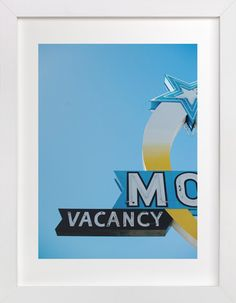 Vacancy by Jennifer Little at minted.com I LOVE this picture