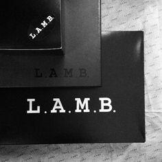 #LAMBlovers    #LAMBfashion   gifts  