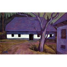 Home Decor, Art, Woodblock Print, Artworks, Watercolor, Landscape, Pictures, Decoration Home, Room Decor