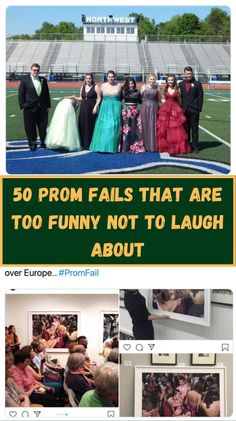 For some people, high school prom is the highlight of their school years. For others though, it's a total nightmare. Jimmy Fallon asked Twitter users for their worst prom stories, and the Internet delivered. These 50 former students would love to forget their prom failures, but unfortunately, that's just not going to happen. Eye Mekup, Bow Pillows, Kitchen Bar Design, Lace Dream Catchers, Most Beautiful Birds, Eye Makeup Steps, Korma, Jimmy Fallon, Short Prom