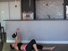 Get Strong, Slim and Sexy With Kettlebell Workouts - YouTube