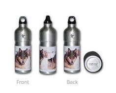 Aluminum Water Bottle from Defenders of Wildlife.