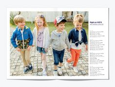 Right-on KIDS 2015 SPRING