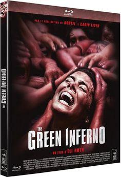 Actus Blu-Ray, DVD et VOD du 6 décembre 2015 - The Green Inferno