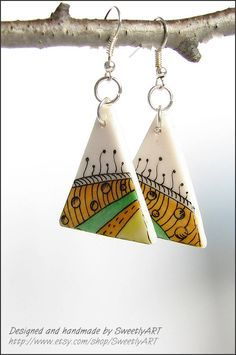 Nice earrings!