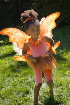 Fawn Fairy Costume Tutu Dress Secret of The Wings Tinkerbell by Ella Dynae, $190.00 #disney