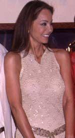 Isabel Preysler llevó un diseño de Jemima Khan en su última aparición pública