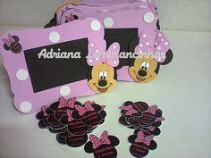 Adriana Lembrancinhas: Mickey e Minnie