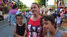 Feria de Marbella 2014 con Los Niños en el día de San Bernabé