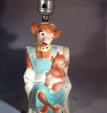 Vintage Lamps, Vintage Antiques, Vintage Items, Cow Ornaments, Christmas Ornaments, Elsie The Cow, Mid Century Modern Decor, Lampshades, Cows