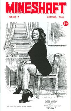 Mineshaft Magazine - R. Crumb