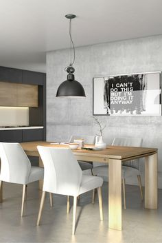 MELBOURNE '15 table by Mobitec. This beautiful wooden table turns from a 4 to a 6 or 8-seats table in an instant.