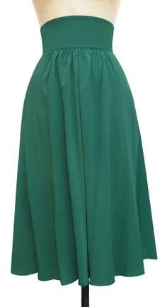 Trashy Diva- High waist 40's skirt