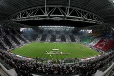 Juventus Stadium, Turin.