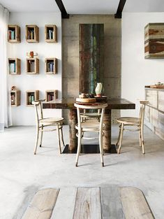Beautiful Italian Kitchen by Costanza Algranti * Seeeeen Style At Home, Best Design Blogs, Interior Design Minimalist, Turbulence Deco, Rustic Italian, Italian Dining, Home And Deco, Rustic Interiors, Elle Decor