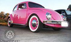 ..._Pink VW Bug