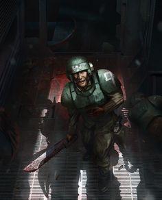 Only War: No Surrender by ukitakumuki.deviantart.com on @deviantART