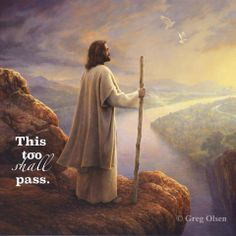 This too shall pass....We were never promised a pain or trouble free life. We were promised God will be with us and if we trust in Him and pray....it WILL pass. Our problems today are temporary, but if we give up and decide life is not worth living....that is forever. Call on God, he will give you strength to carry on.