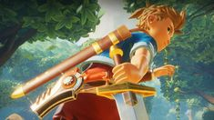 Oceanhorn 2 First Footage
