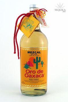 Oro de Oaxaca Mezcal - Mezcal Reviews at TEQUILA.net