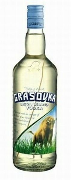 Grasovka Vodka / 40% vol (0,7L)